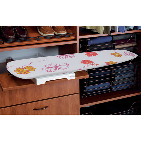 IRONFIX LATERAL MOUNTED IRONING BOARD