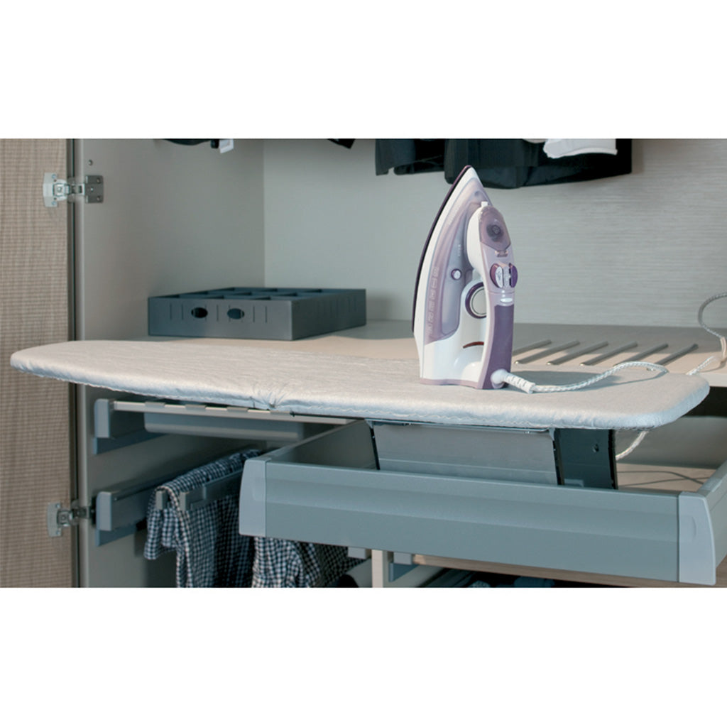 Ironfix Ironing Board Lateral Drawer Mounted