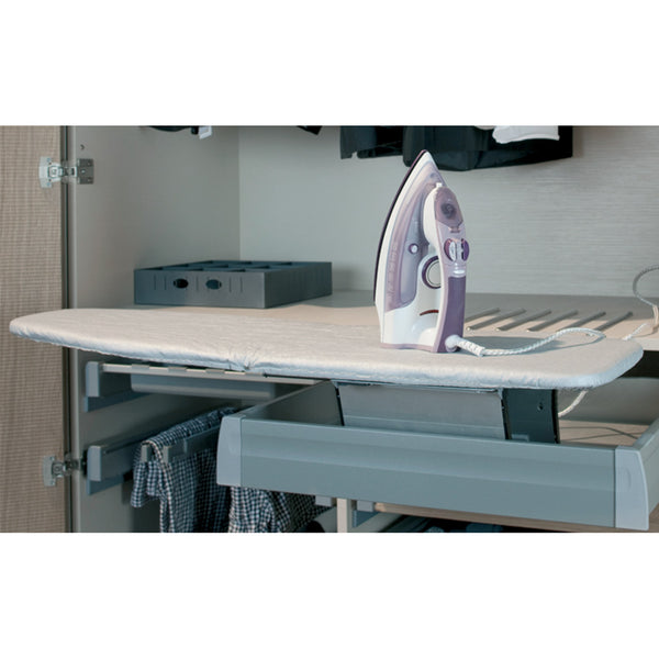 Ironfix Lateral Mounted Ironing Board In Drawer Hafele Home