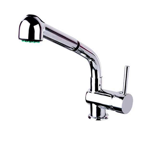 Mixer Tap With Pull-Out Vegi Spray
