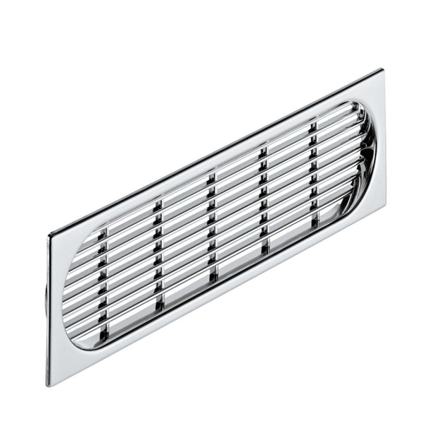 Chrome-plated Ventilation Grill