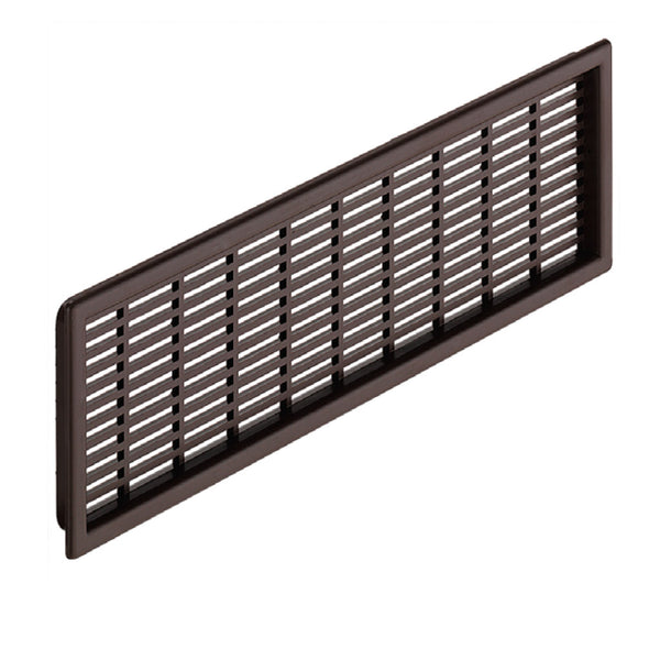 Brown Ventilation Grill