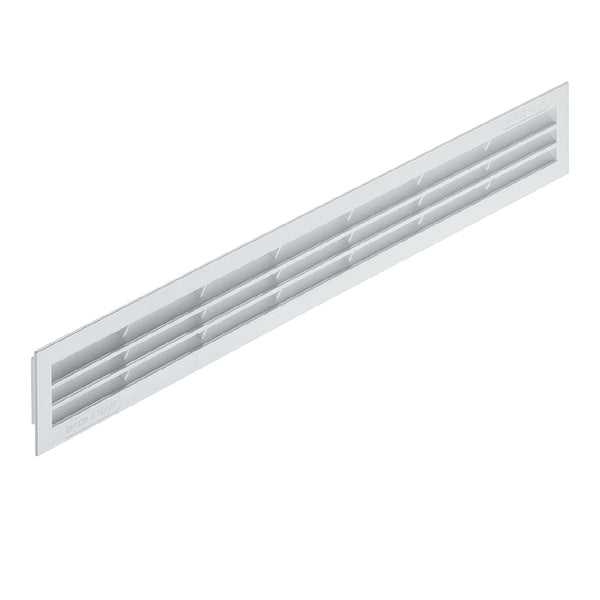 White Platic Ventilation Grill