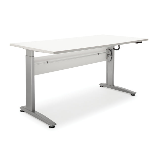 Electronic Height Adjustable Desk Frame