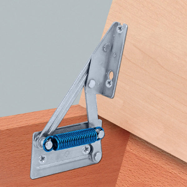 Corner Bench Hinge for wooden seat panels
