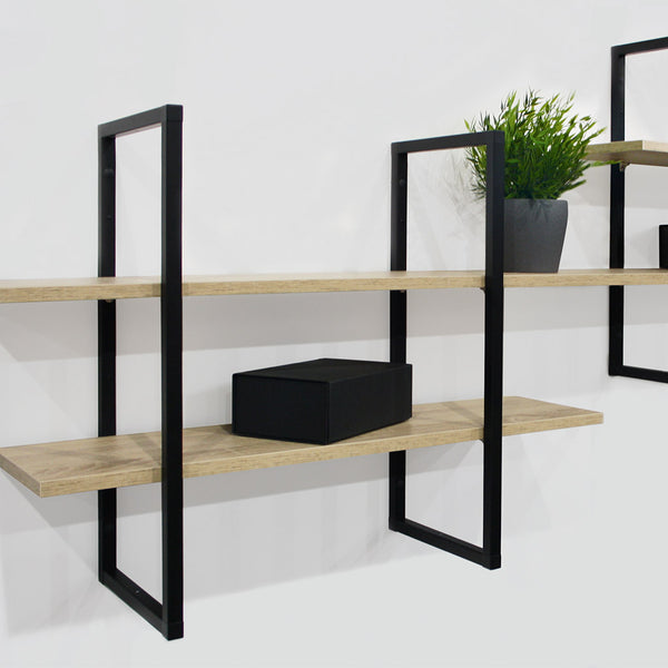 Aluminium Smart Cube Shelf Frames
