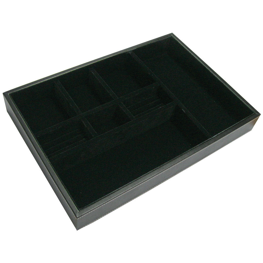 DRAWER INSERT WITH RING HOLDER