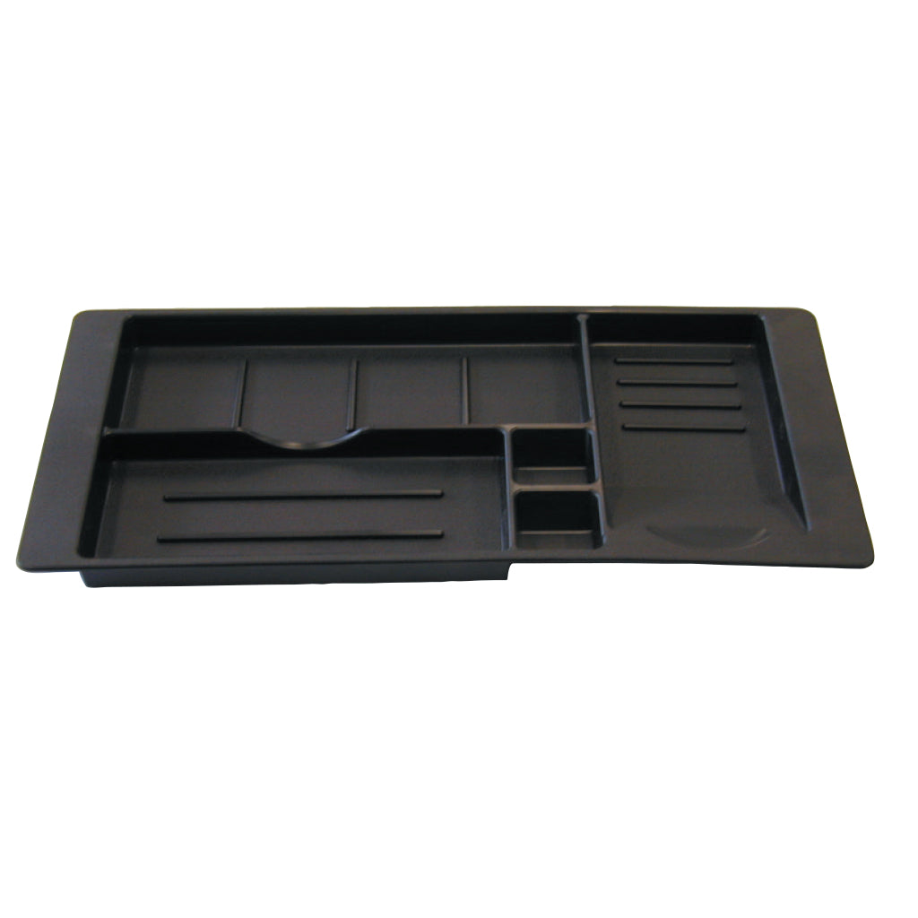 Deluxe Sliding Pencil Tray in Black