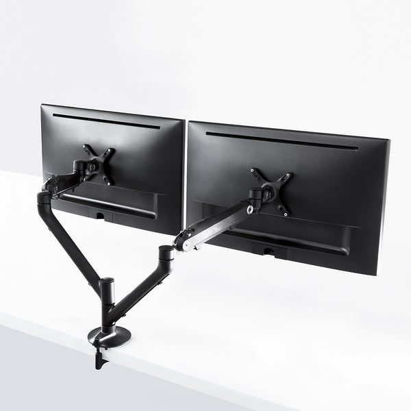Black Dream Monitor Arm - Double