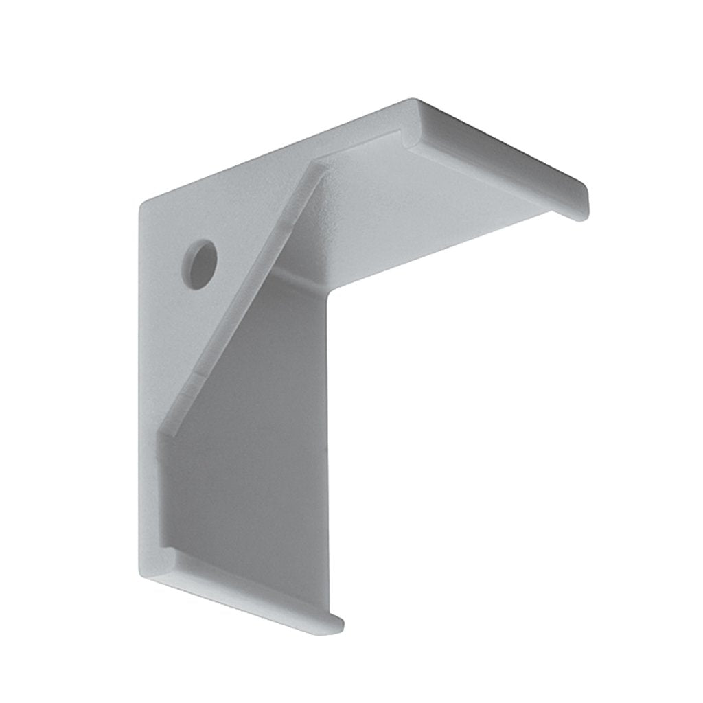 Plastic Bracket for Corner Mounting