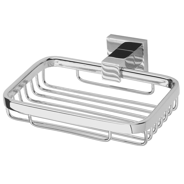 Polished Chrome Coogee Soap Basket