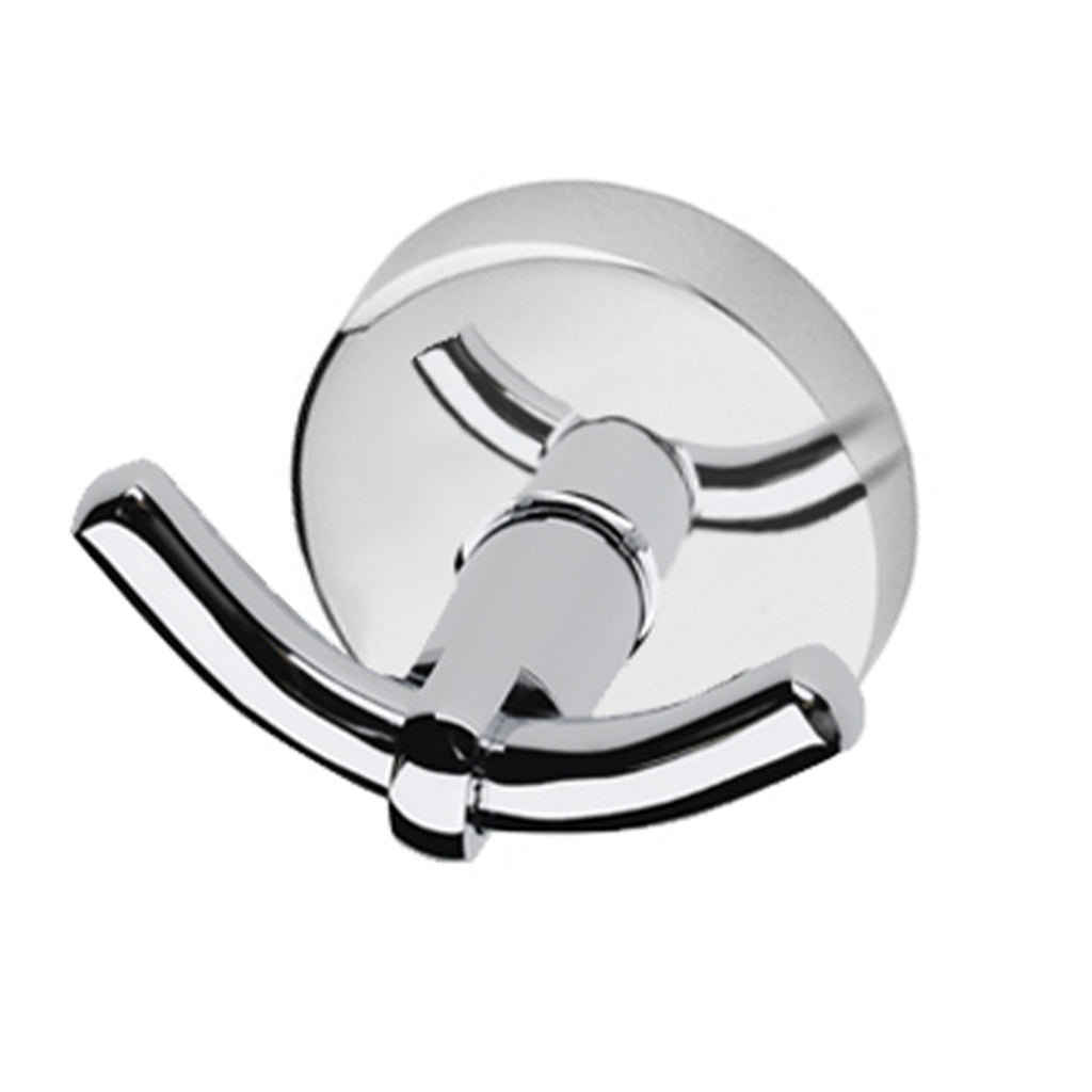 Bronte Robe Hook in Polished Chrome