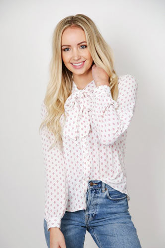 She's Got it All Blouse - Top