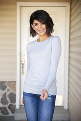 Super Soft Long Sleeve Tee