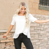 True Love Chiffon Top