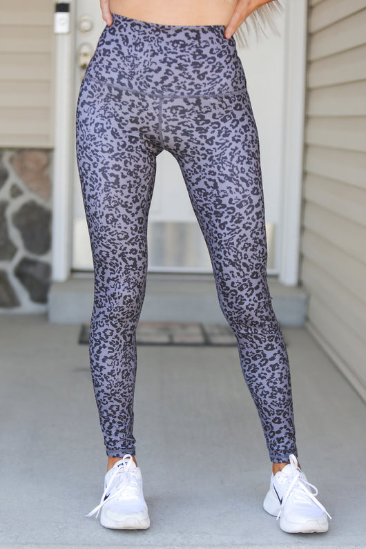 Lola Leopard Leggings