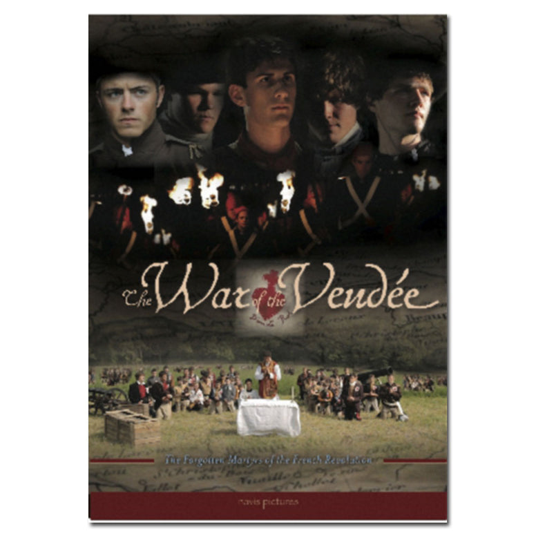 The War of the Vendée: DVD