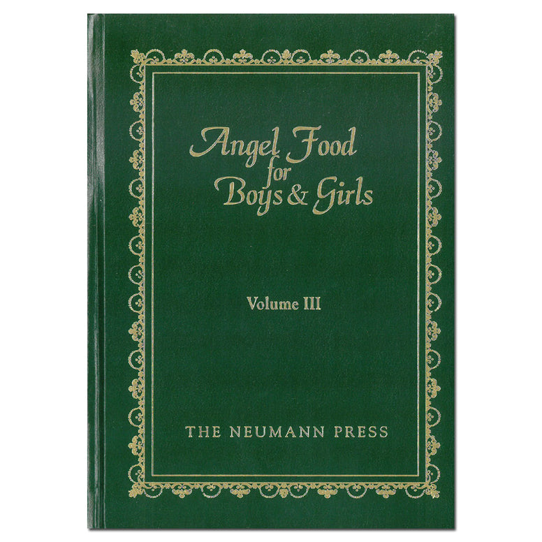 Angel Food for Boys & Girls Vol. 3 - Brennan