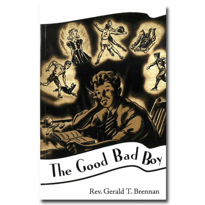 The Good Bad Boy - Brennan