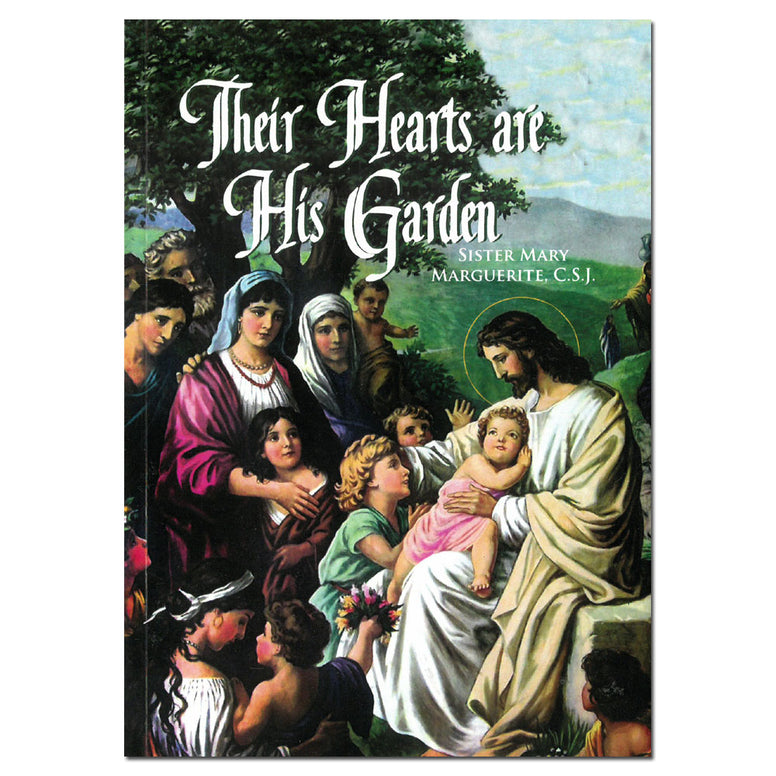 Their Hearts are His Garden - Marguerite