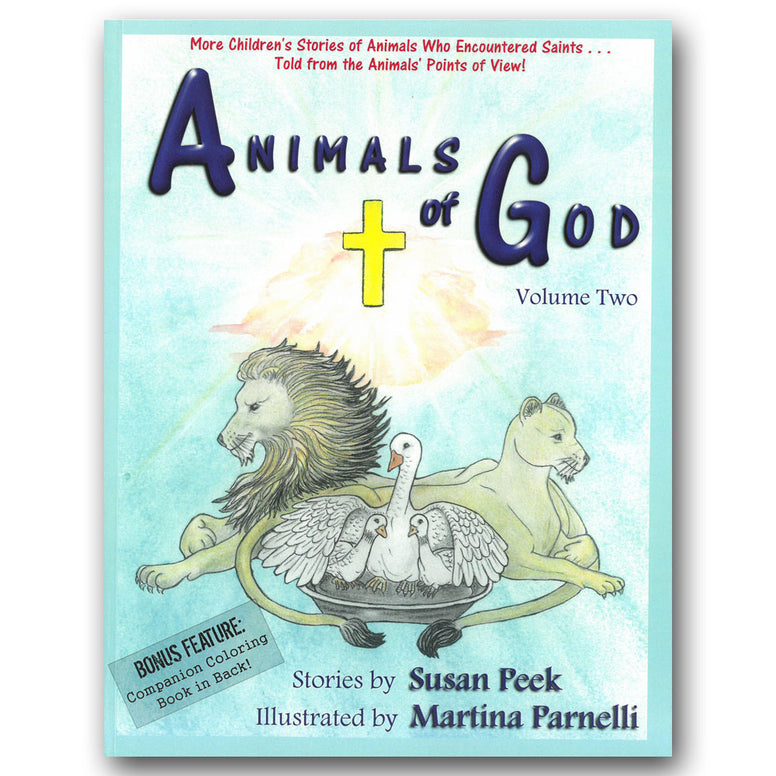 Animals of God Volume 2