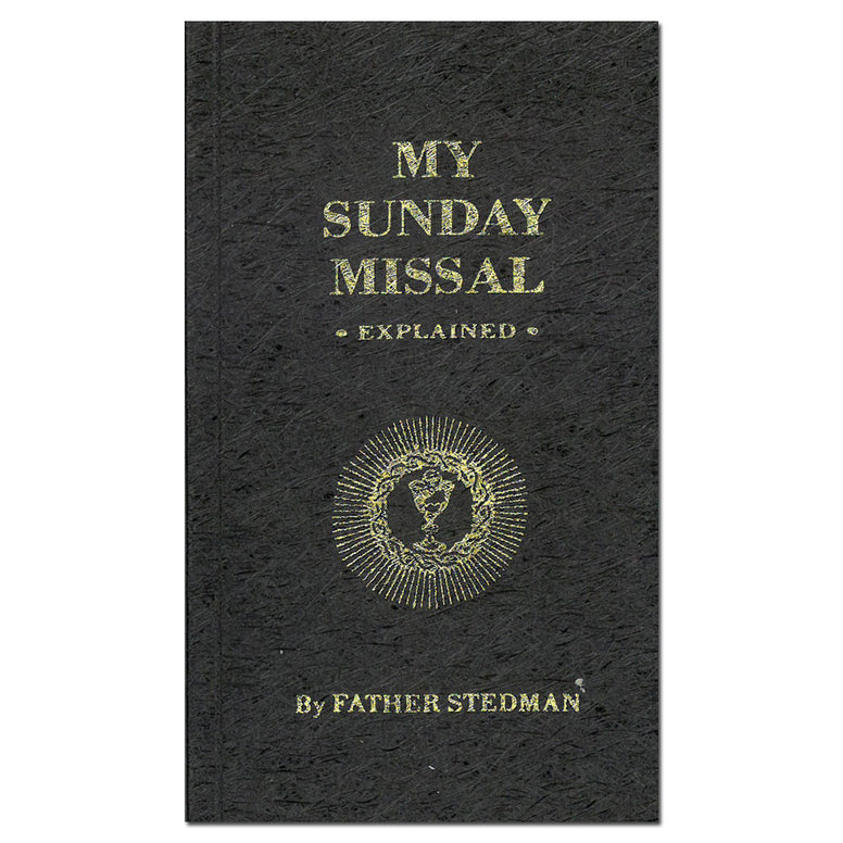 My Sunday Missal: Stedman