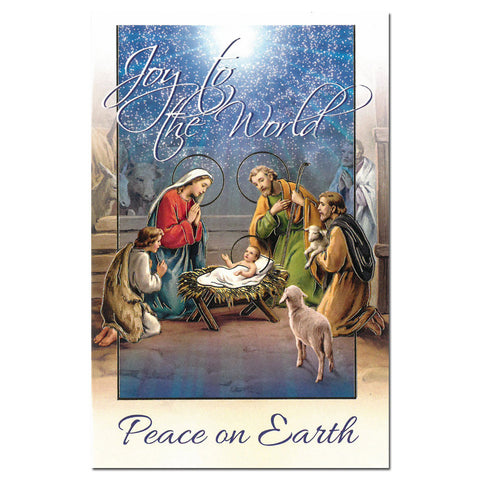 Christmas Card: Joy to the World
