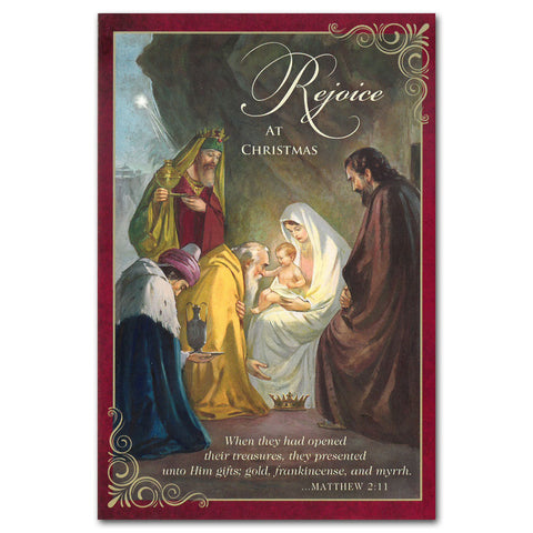 Rejoice at Christmas - 16 cards