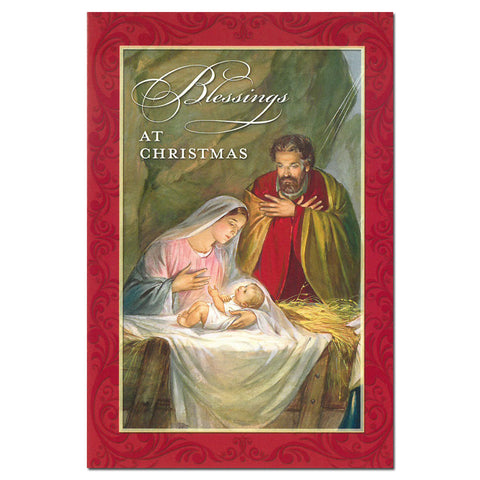 Blessings at Christmas 16/pk