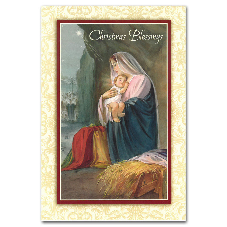 Christmas Blessings - 16 Cards
