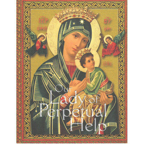 Our Lady of Perpetual Help Note Card