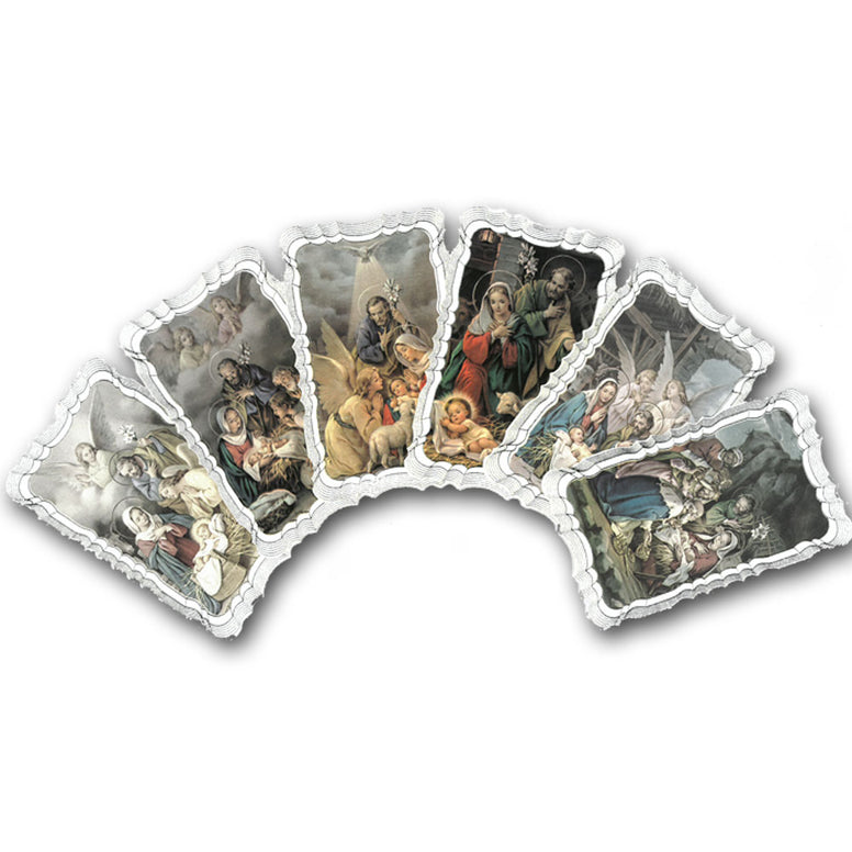 Nativity Assorted Holy Cards