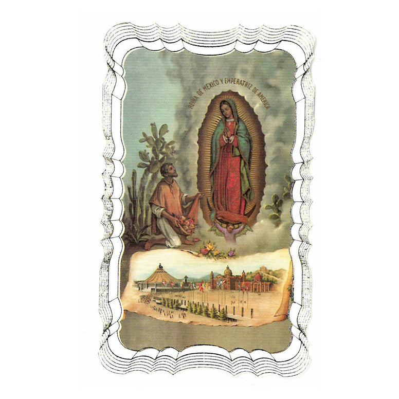 Our Lady of Guadalupe & Juan Diego