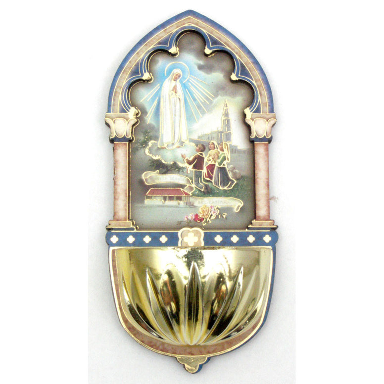 Fatima Holy Water Font