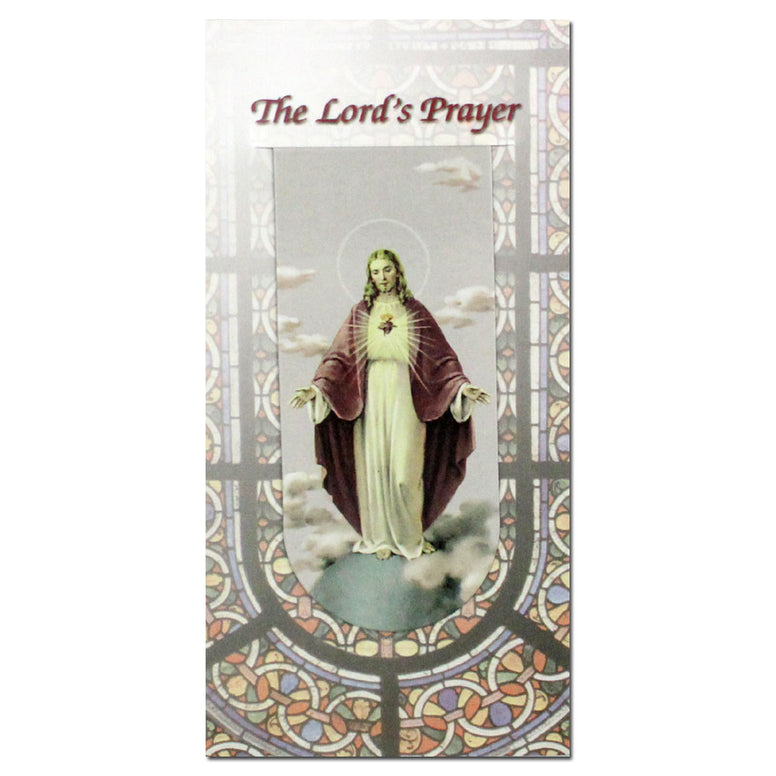 Magnetic Bookmark: Lord's Prayer