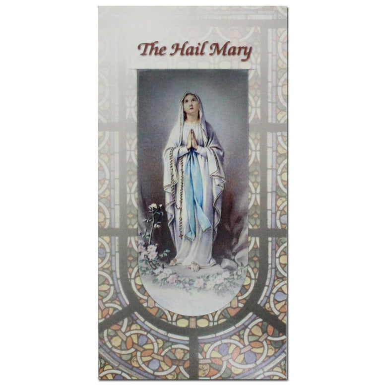 Magnetic Bookmark: Hail Mary