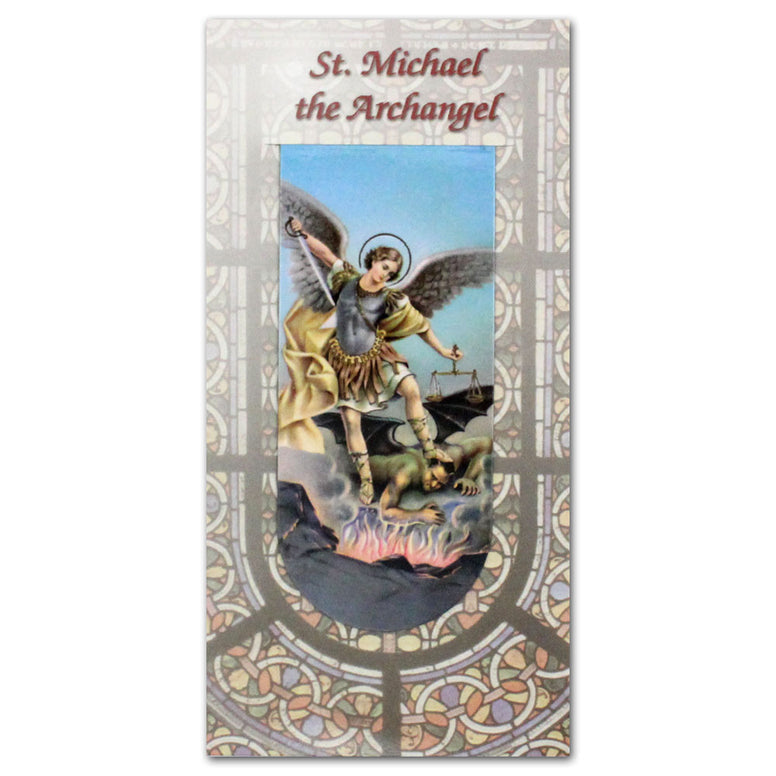Magnetic Bookmark: St. Michael