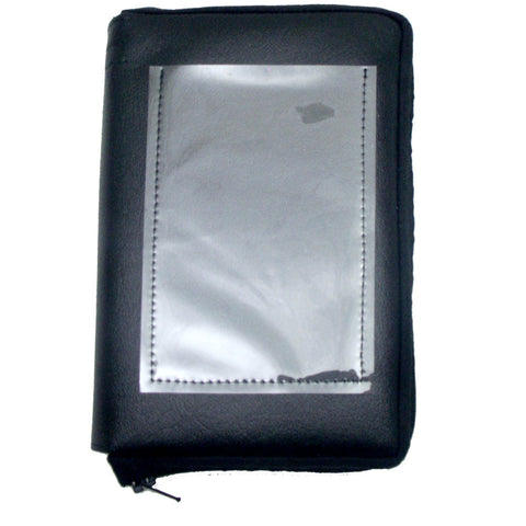 Black New Roman Missal Cover