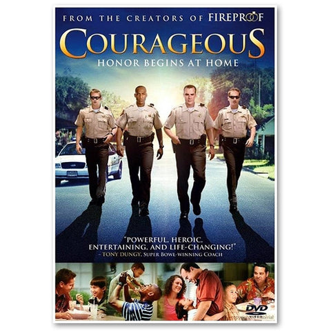 Courageous: DVD