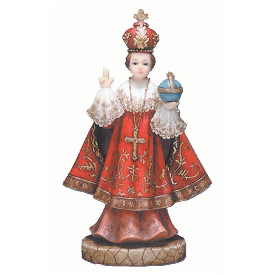 Infant of Prague: 5½""