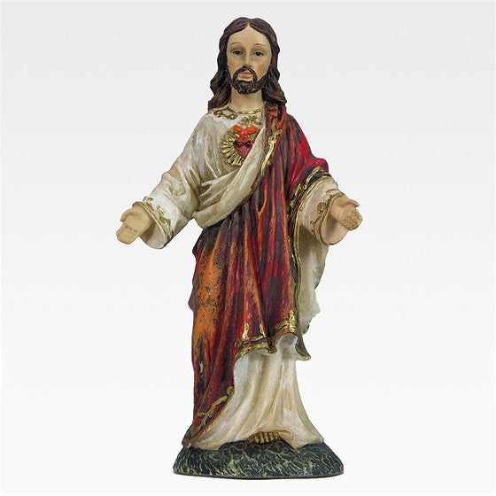 Sacred Heart of Jesus: 4""