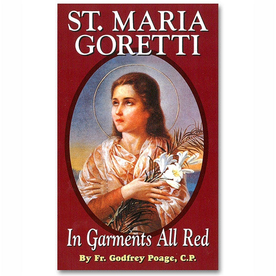St. Maria Goretti: In Garments All Red - Poage