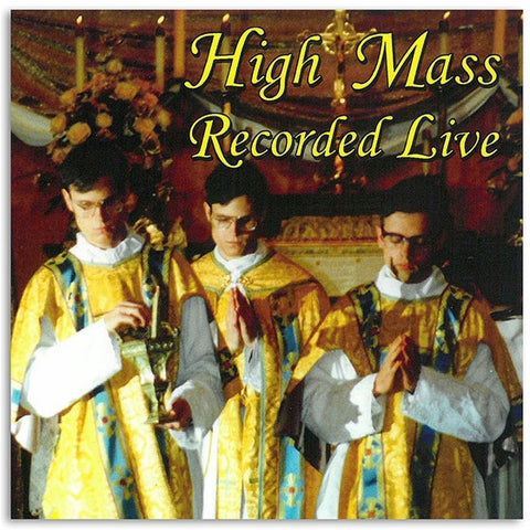 First High Mass of Radecki Fathers: CD