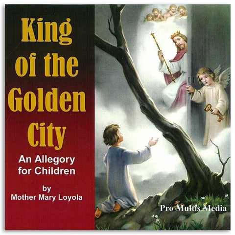 King of the Golden City CD