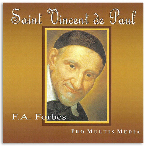 Saint Vincent de Paul Audio Book