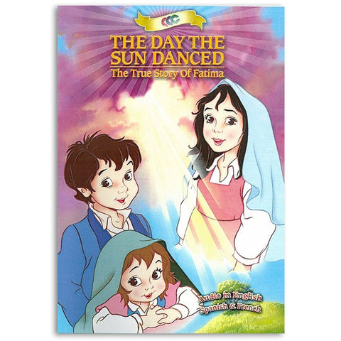 The Day the Sun Danced DVD