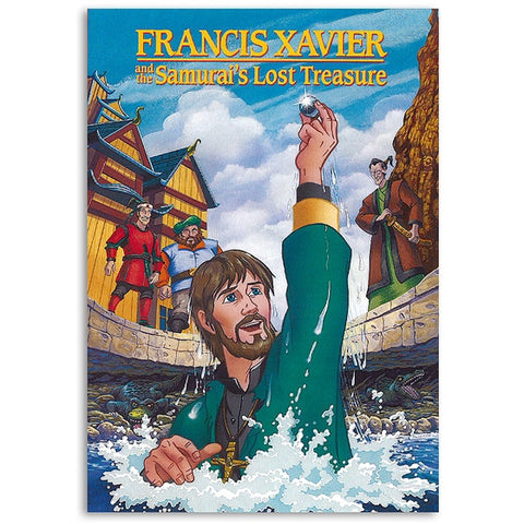 Francis Xavier and the Samurai's Lost Treasure - DVD