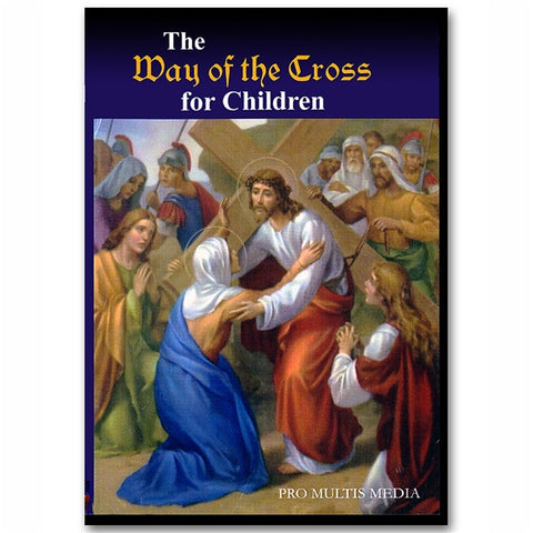 The Way of the Cross for Children - DVD