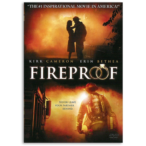 Fireproof: DVD