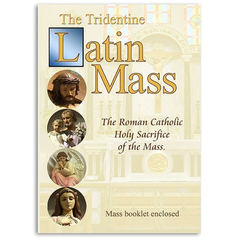 The Tridentine Latin Mass DVD